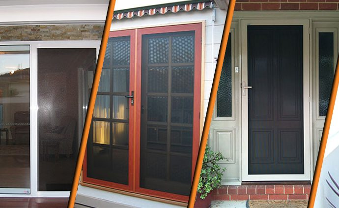 Secure & Smarten-Up The Property With Security Doors