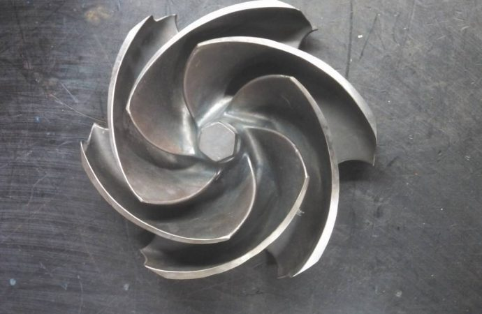 An Overview of the Steps & Phases Involved in Pump Impeller Casting