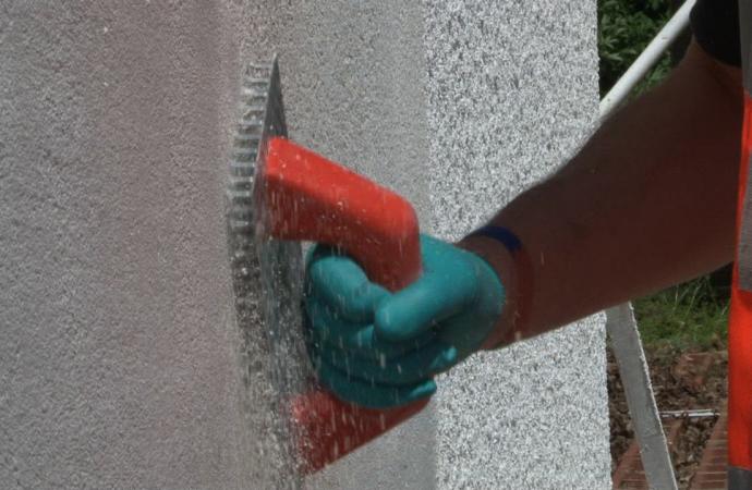 Best Procedures To Cover Rendering External Walls Through Expert Help