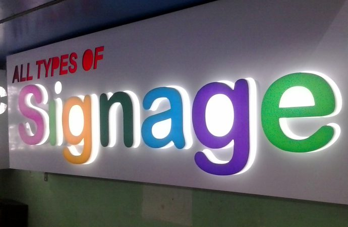 Signage: Different Types of Signage and How They are Useful for Businesses