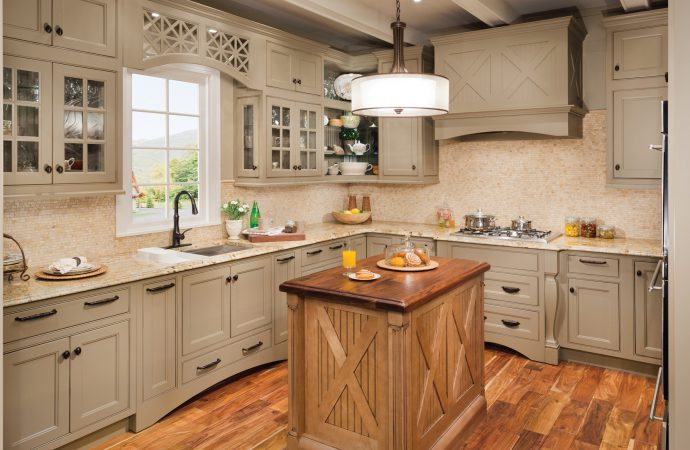 Keep These Points in Mind While Designing Your Kitchen Cabinets!