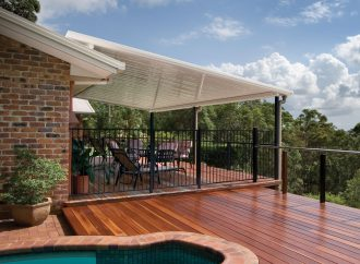 Add An Aesthetic Value To Your Home With Patio Awnings