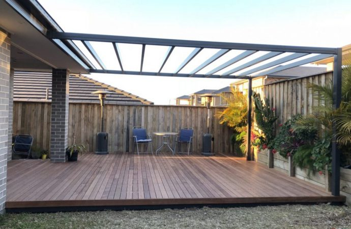 Major Types Of Pergola Roofing Materials You Should Consider