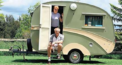 consider the small caravan