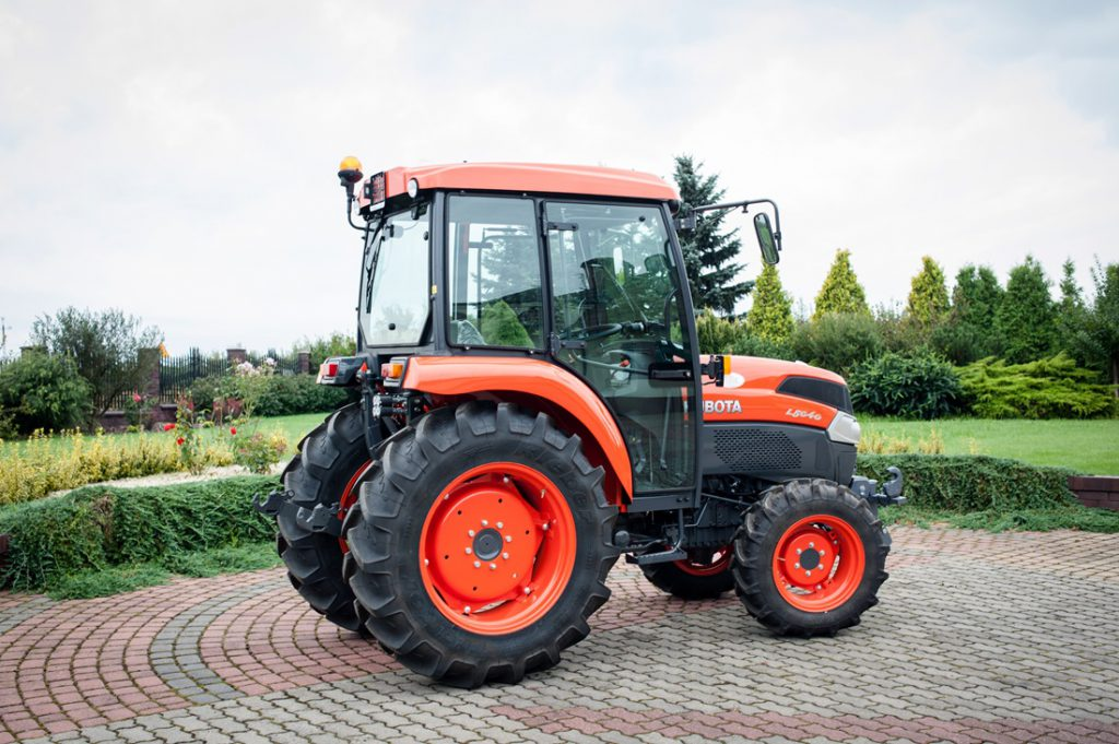 guide for choosing the Kubota small tractors