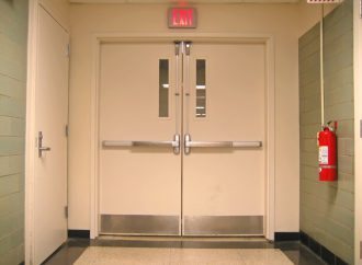Why Installing Fire Doors Is Important?