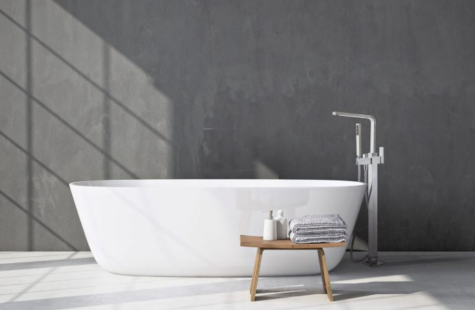 Choosing The Right Type Of Freestanding Bath Fillers