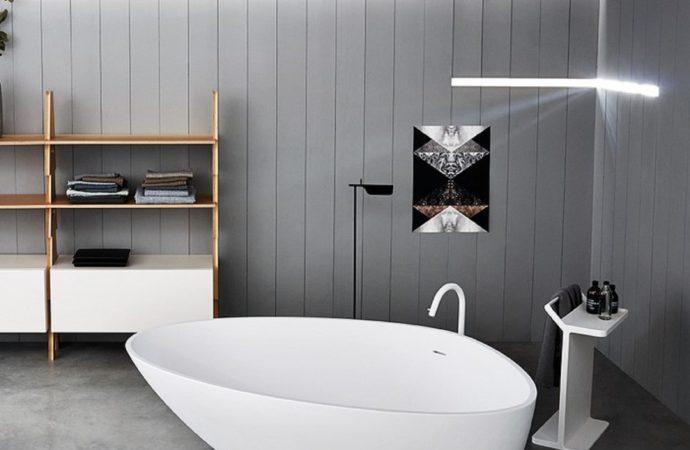 How Do You Install A Freestanding Bathtub?