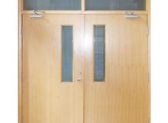 Why You Should Consider Installing A Fire Door?