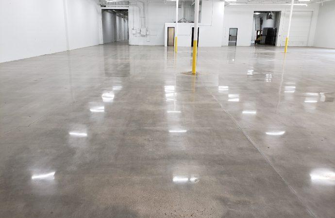Basics Regarding Commercial Concrete Flooring