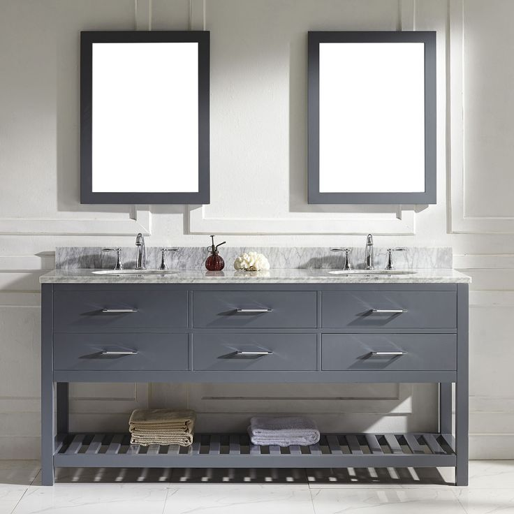 get a marble top bathroom vanity installed