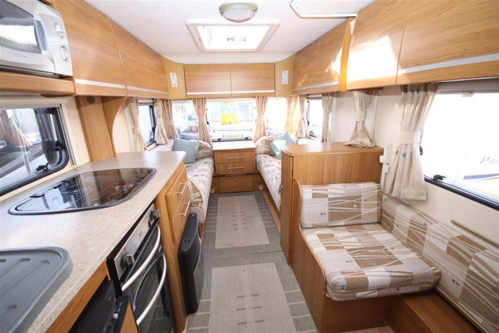 Inside Look of Caravans
