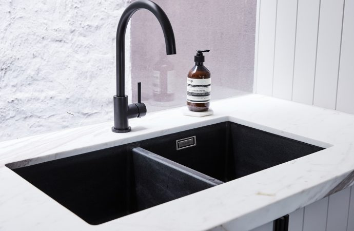 The A – Z Of Black Kitchen Tapware