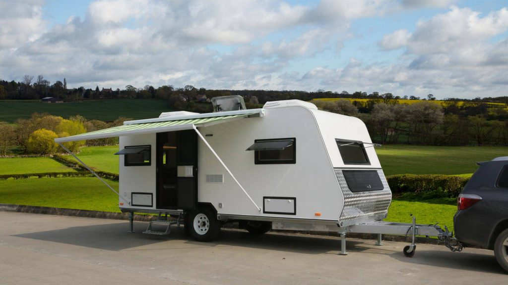 Best off road pop top caravans with ensuite