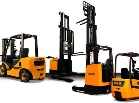 forklift attachments hire