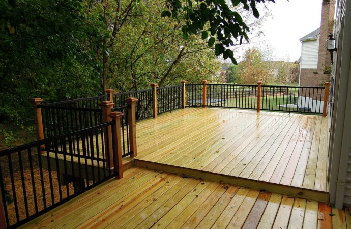 What's The Responsible Deck Builders Duties?