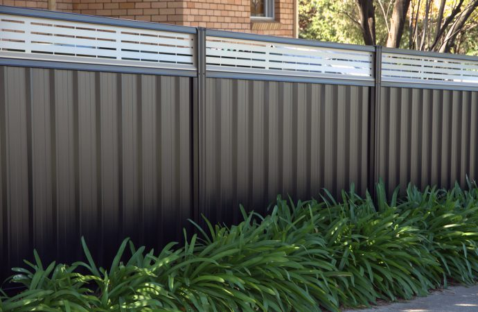 Everything You Need To Know About Colorbond Fencing in Newcastle