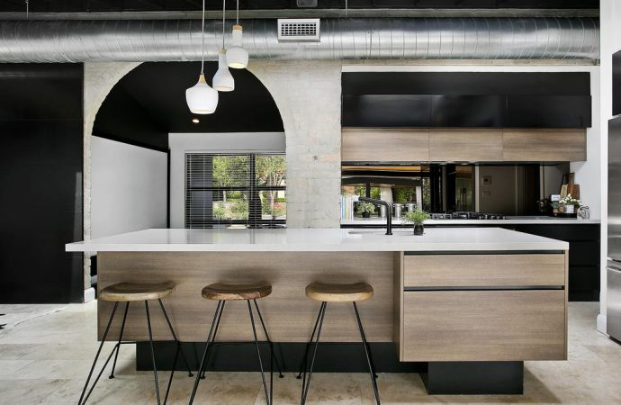 Why Should You Opt For A Contemporary Kitchen Design In Castle Hill?