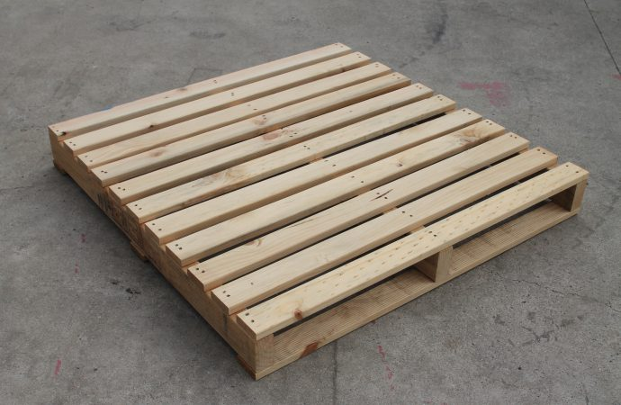 Choosing The Right Type Of Wooden Pallets