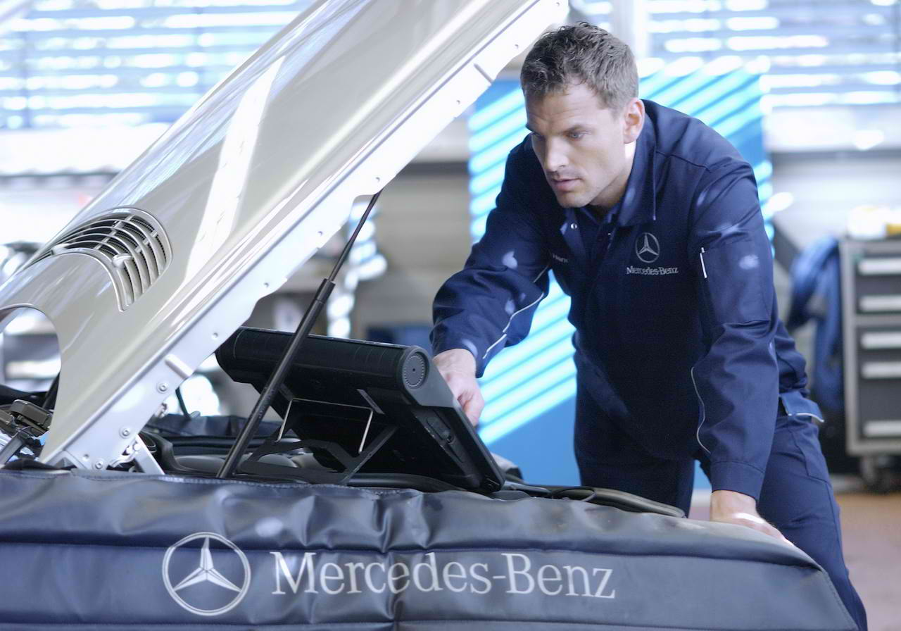 Reasons Why You Should Service You, Mercedes, With A Specialist