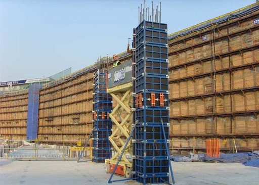 Know About The Concrete Column Formwork