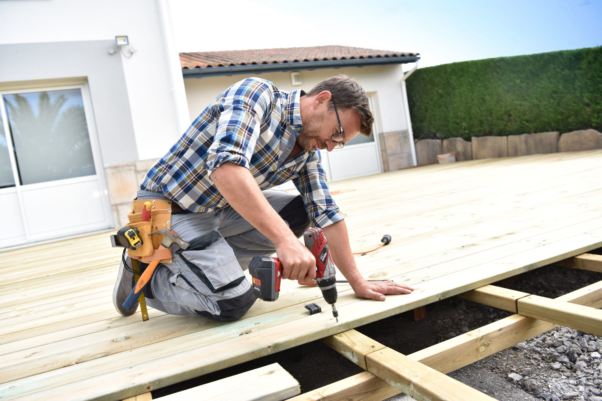 How Should You Inspect Your Deck?