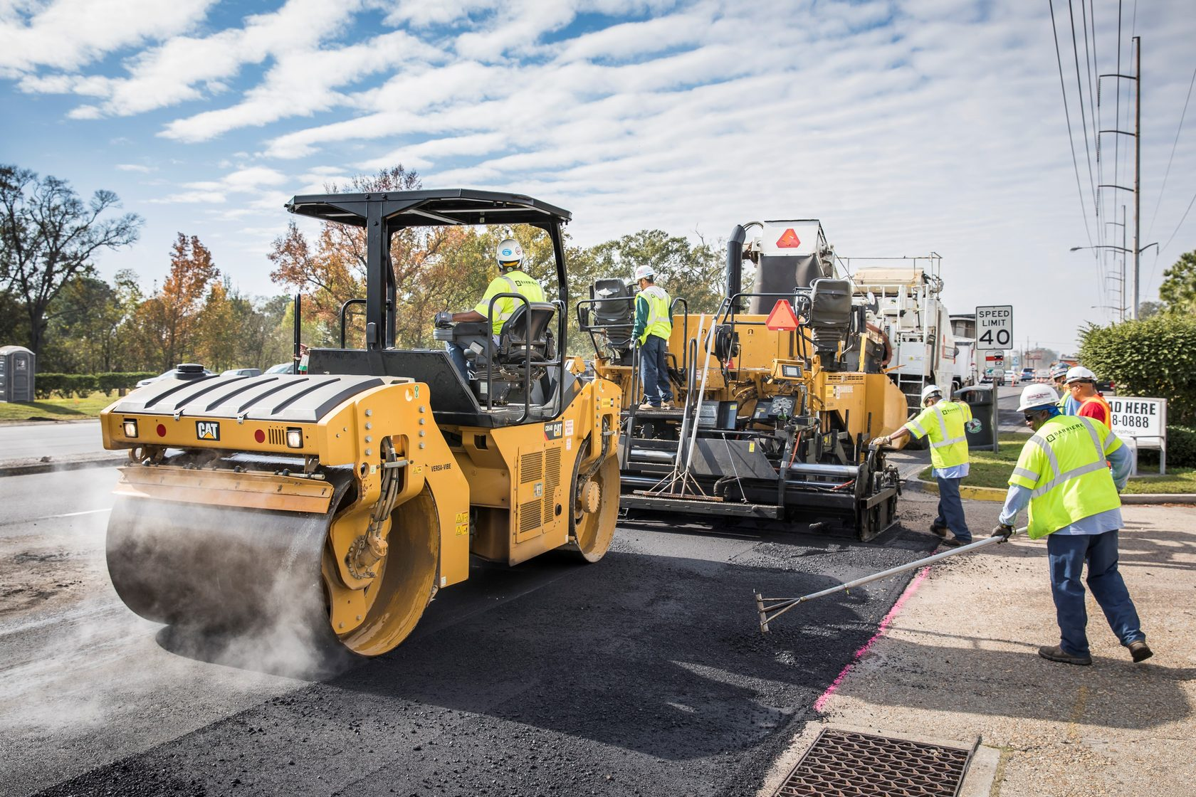Benefits Of Opting For Asphalt To Build Pavements