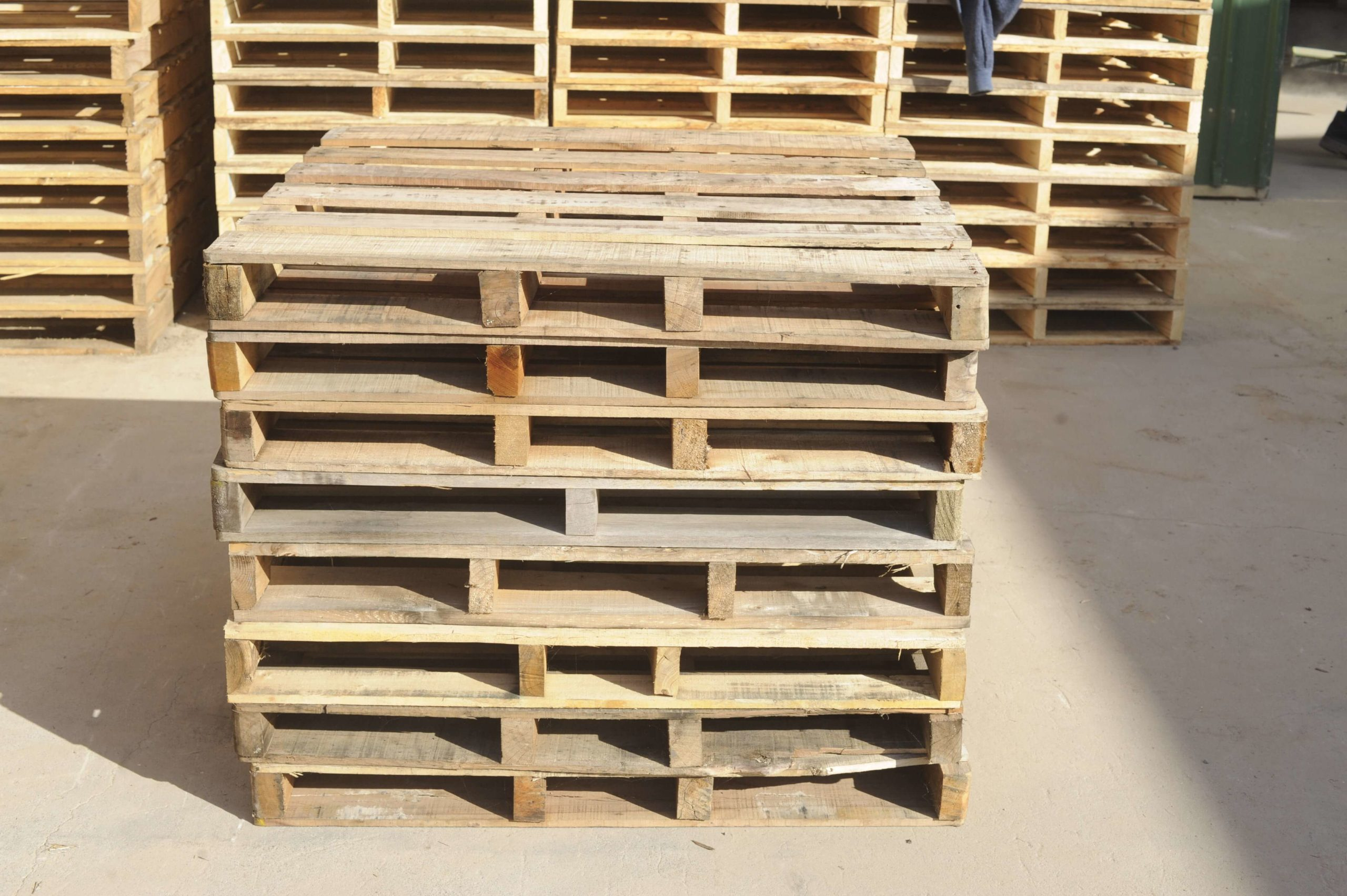 Know In Details About The Role Of Dunnage In Shipping The Export Pallets