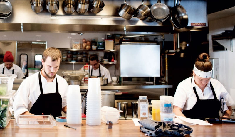 Cloud Kitchen – The Latest Branch Of Commissary Kitchens