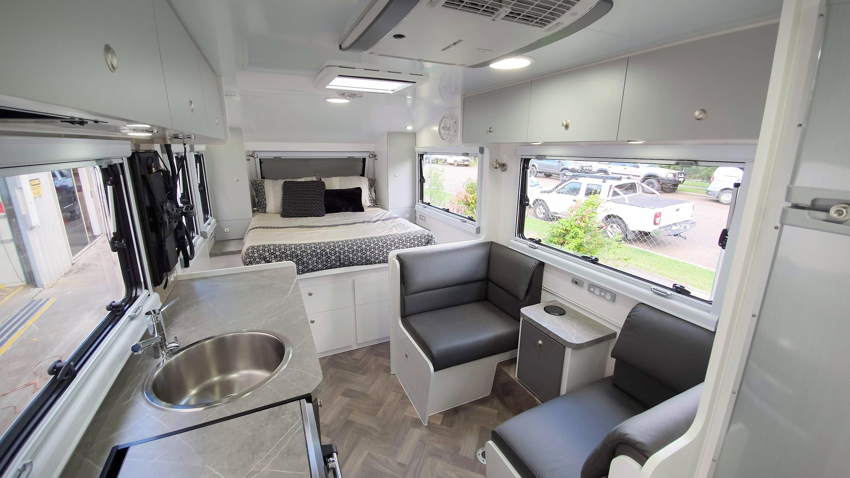 18-Foot Caravans for Sale